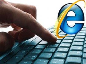 Internet explorer uyarısı!