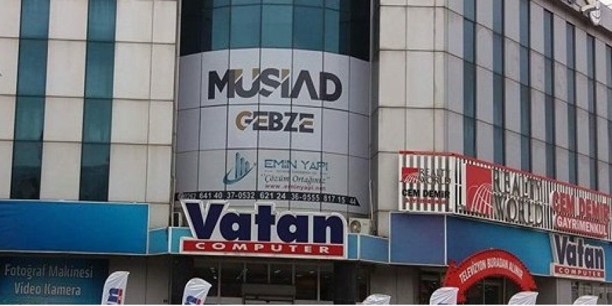 GESİAD Out MÜSAD In!