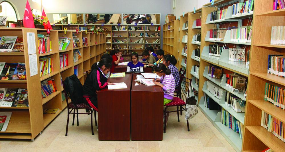 Çayırova'da Oku Kazan projesi!