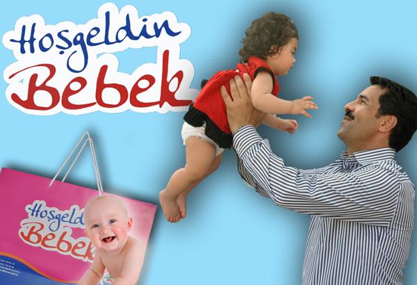 Dilovası'nda 'Hoşgeldin Bebek' projesi!