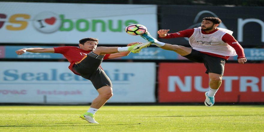Galatasaray'ın Alanyaspor Mesaisi Devam Etti