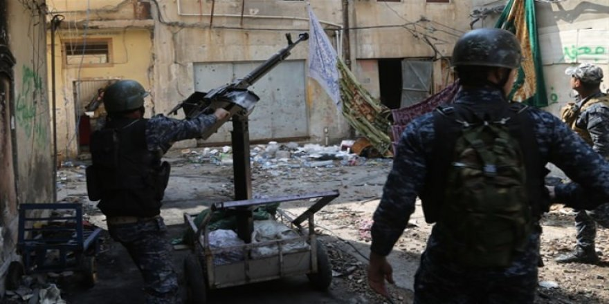 Stratejik köyler DEAŞ'tan alındı