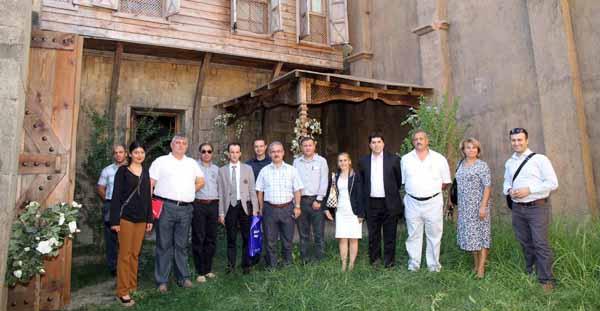 İlçe belediyeleri Gez-Gör Kocaeli için buluştu!