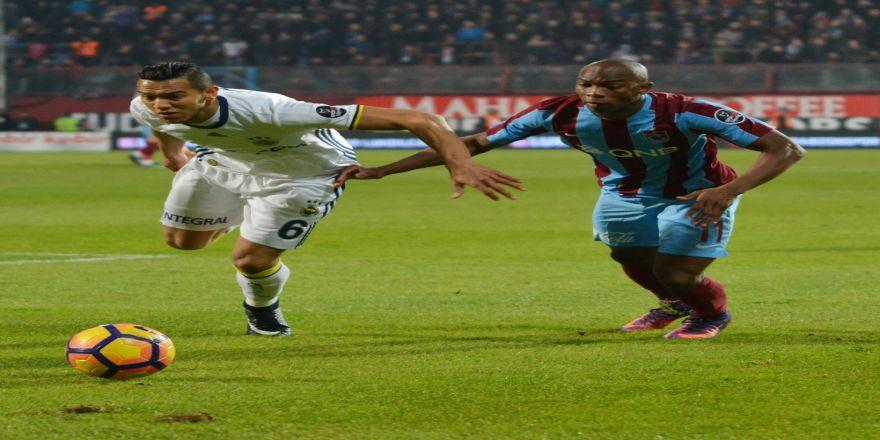 Fenerbahçe - Trabzonspor Rekabetinde 119. Randevu