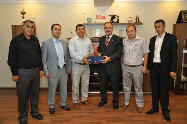 Gümüşhaneliler'den Karabacak'a ziyaret!
