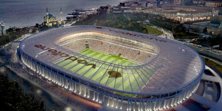 İlginç olay ! Beşiktaş'a sormadan stadın adını değiştiler