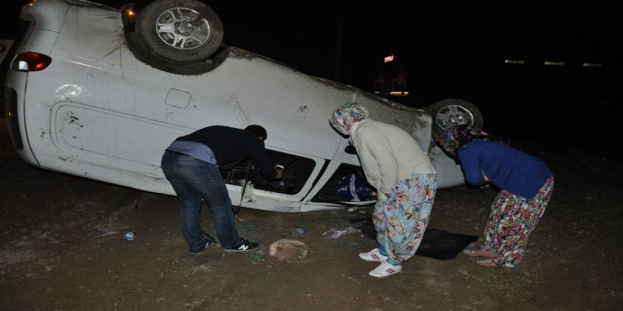 İftar Dönüşü Kaza: 7 Yaralı