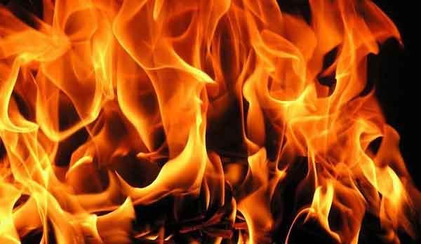 Darıca'da korkunç yangın!