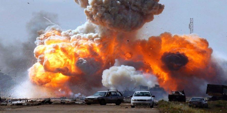 Irak'ta peş peşe saldırılar!