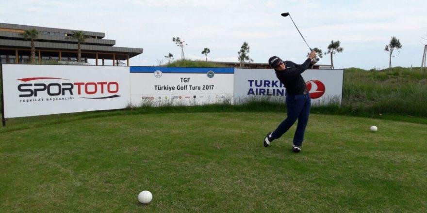 Türkiye Golf Turu'nun 7. Ayağı Samsun'da Sona Erdi