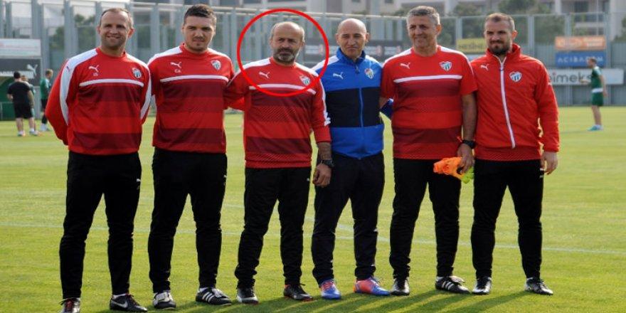 İşte Bursaspor'un tek maçlık teknik direktörü!