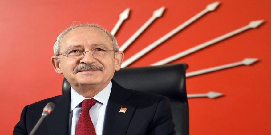 Kılıçdaroğlu Beşiktaş'ı Kutladı