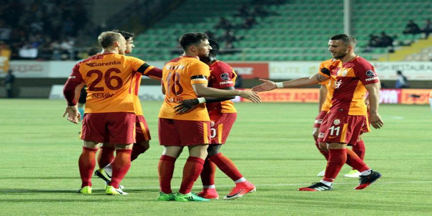Gol Düellosundan Galatasaray Galip Çıktı