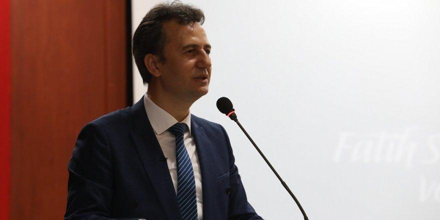 Rektör, Fatih Sultan Mehmet'i anlattı