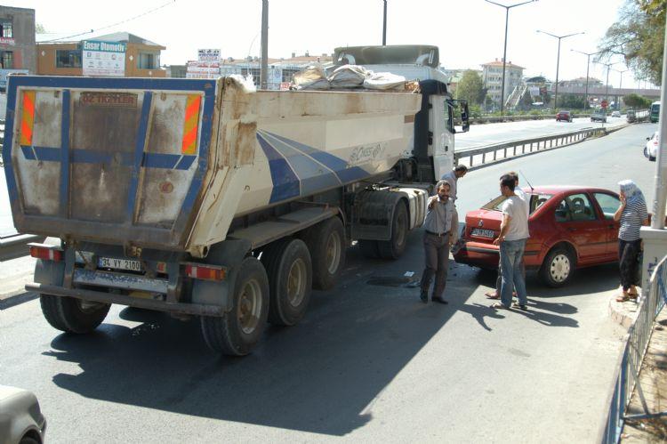 Gebze'de faciası: 1 yaralı!