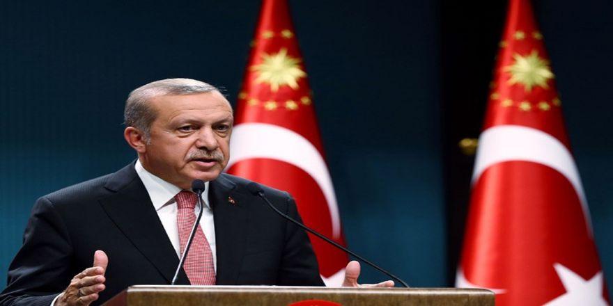 Erdoğan Hsyk Üyelerini Kabul Etti