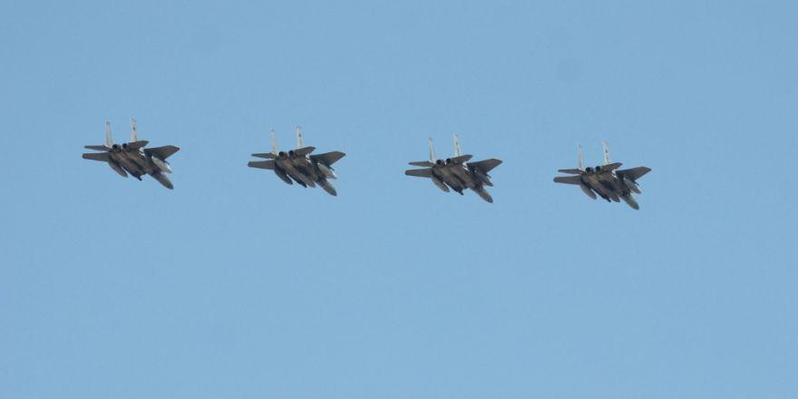 Kuzey Irak'a Hava Harekatı: 6 Terörist Öldürüldü