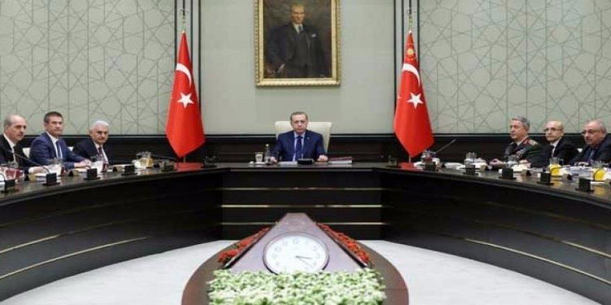 AK Parti MYK toplantısının tarihi belli oldu
