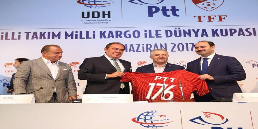 Tff İle Ptt Sponsorluk Anlaşması İmzaladı