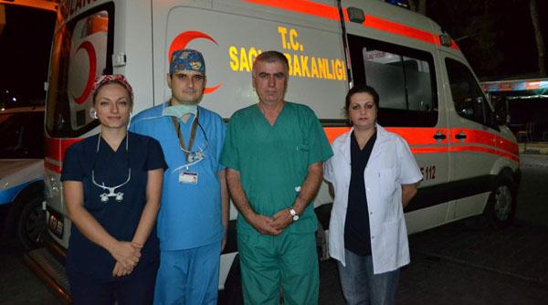 Organlarıyla 4 kişiye hayat verdi!