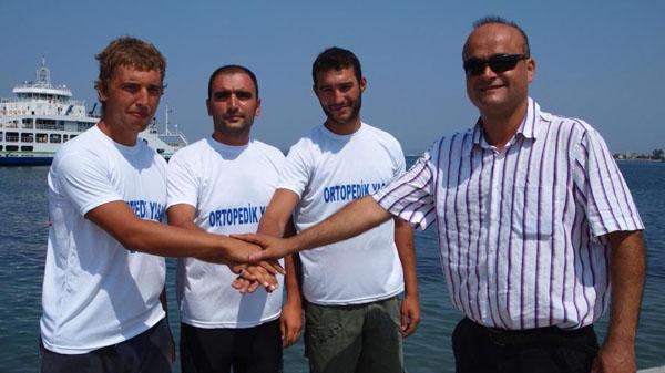 3 genç Çanakkale Boğazı'da boğuldu!