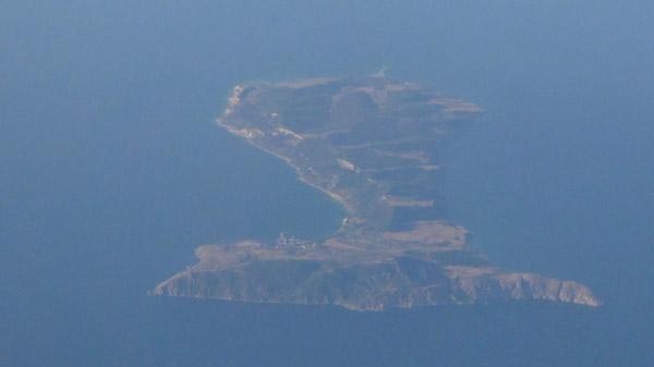 İmralı Adası gökyüzünden bakın neye benziyor!