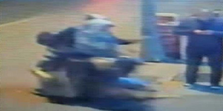Motosikletli Kapkaç Böyle Görüntülendi