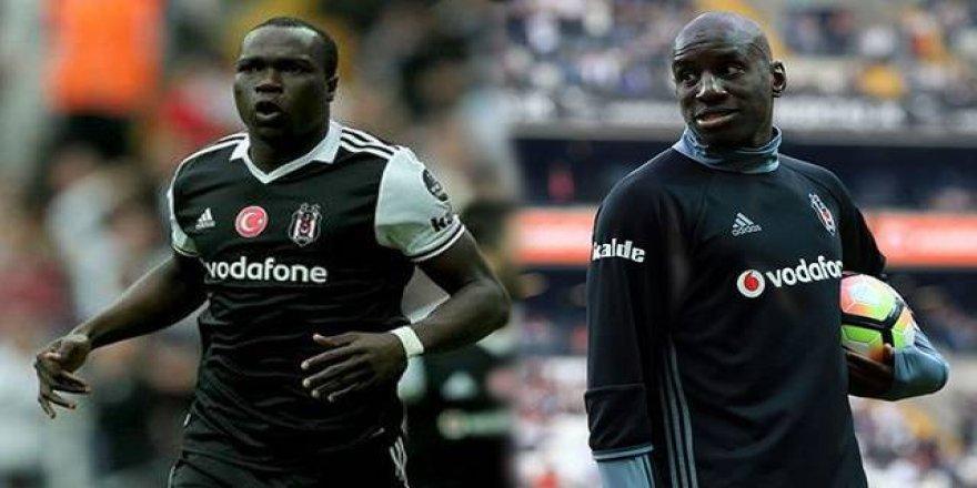 Beşiktaş, Aboubakar ve Demba Ba'ya veda edebilir