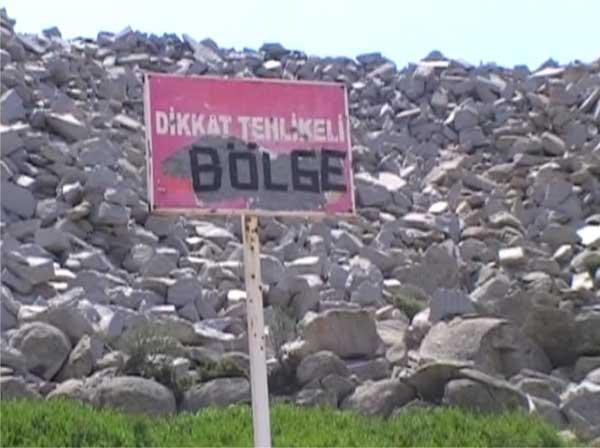 Köylülerin maden ocağı isyanı!