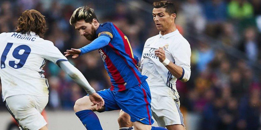 Messi'den Ronaldo'ya övgü!