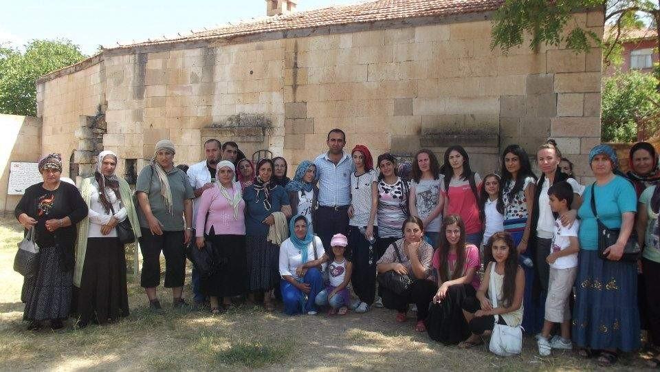 300 Kocaelili Hacı Bektaş'ı ziyaret etti!