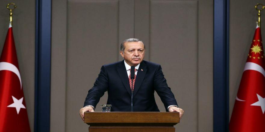 Mehmet Görmez'i Kabul Etti