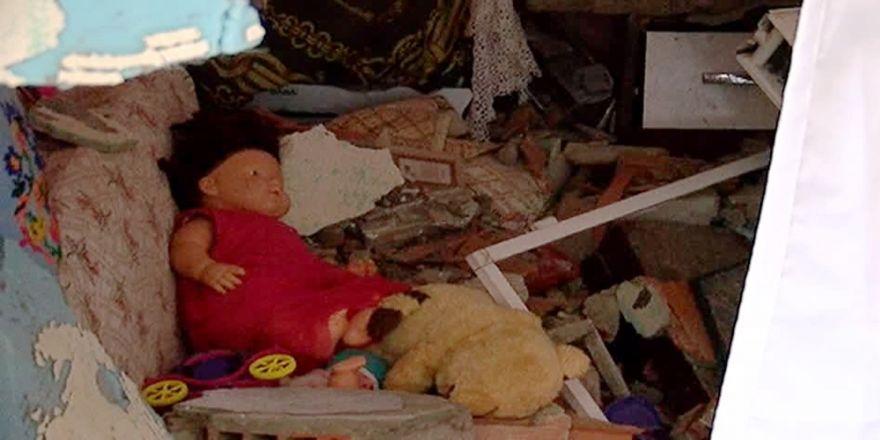 Minibüs Dehşetinde Ölen Minik Elif'ten Geriye Oyuncağı Kaldı