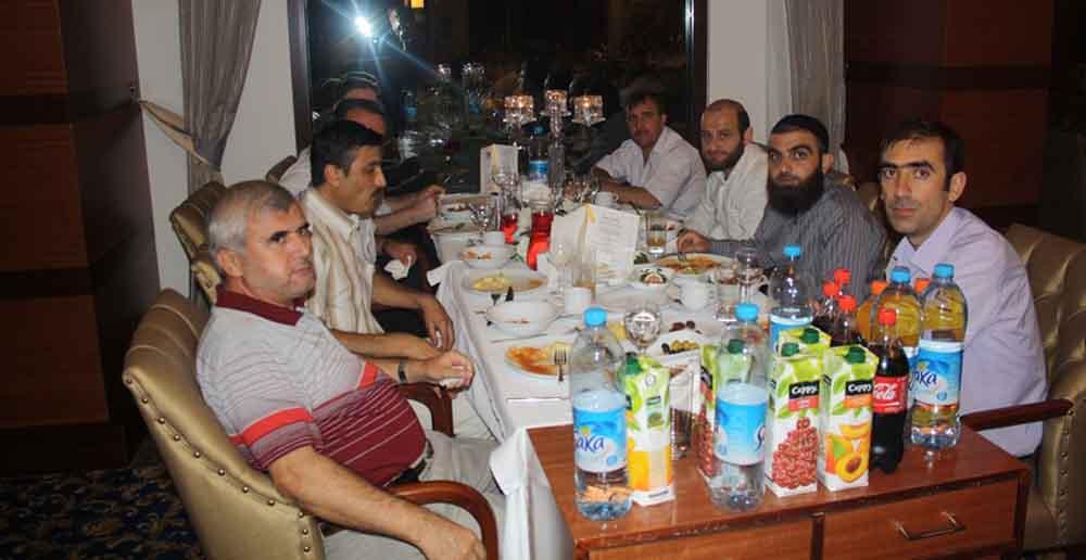 İmamlar CHP iftarına eksiksiz katıldı!