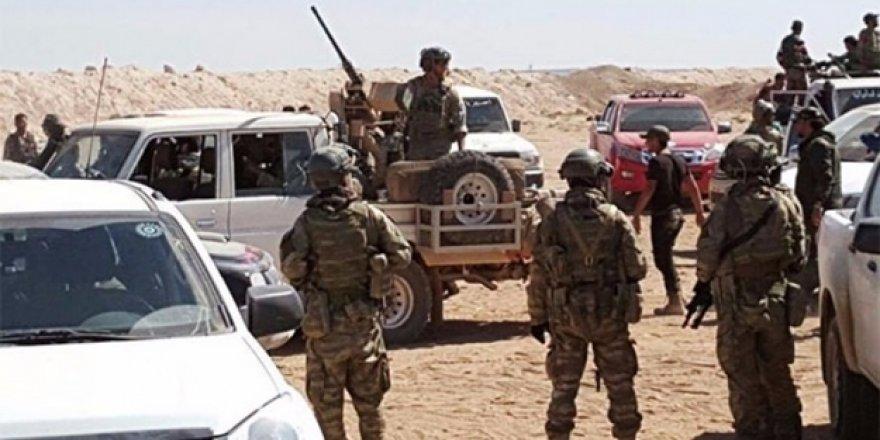 Amerikan özel kuvvetler askerleri el koyuyor!