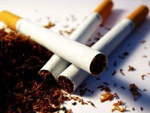 Sigaraya yeni yasak!