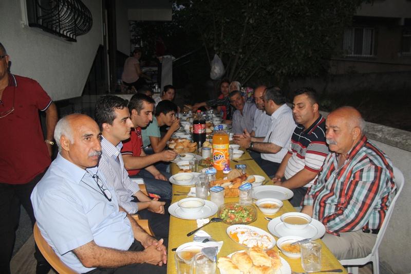 CHP'den kenti buluşturan iftar!