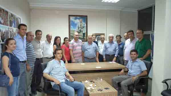 CHP Gebze Darıca örgütü ile buluştu!