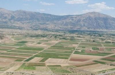 Tarım arazileri tabulaştırılıyor!