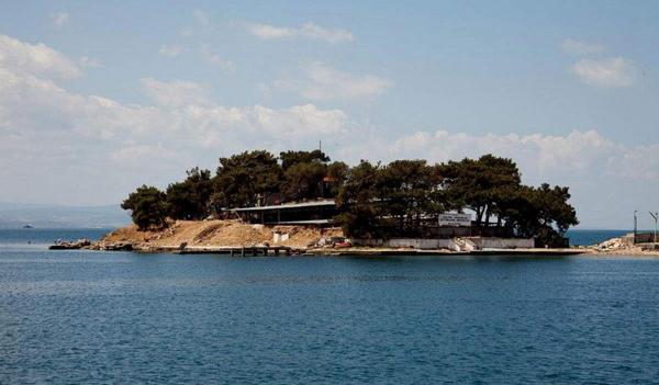 Türkiye'nin ilk 'Arkeopark Ada Müzesi'  Balıkesir''de!
