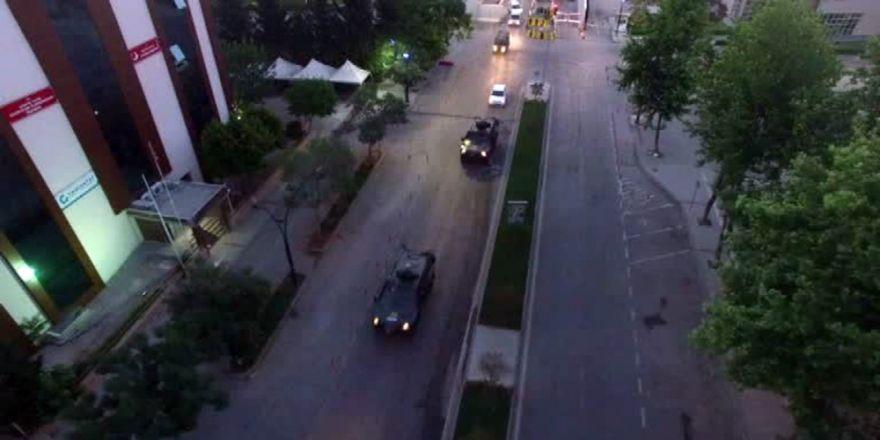 Gaziantep'te Drone Destekli Pkk Operasyonu: 12 Gözaltı