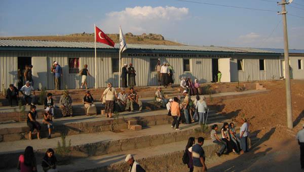300 Kocaelili Nevşehir'de!