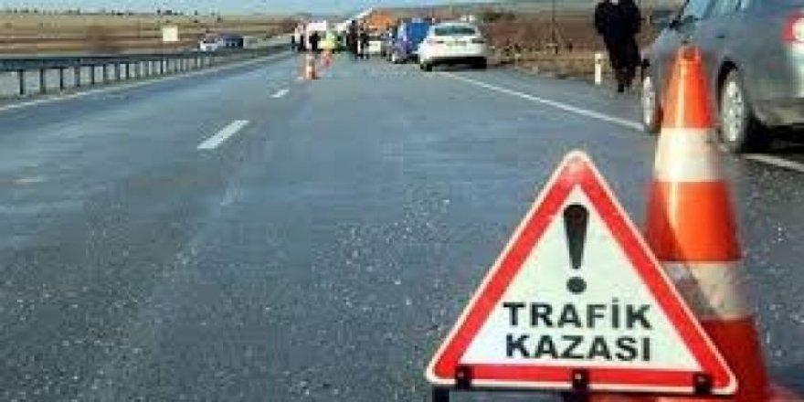 Feci kaza; Çok sayıda yaralı!