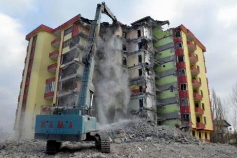 Kocaeli'nde yıkılacak binalar açıklandı!