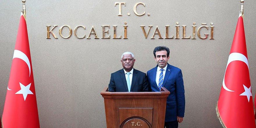 Etiyopya Büyükelçisi Kocaeli'de