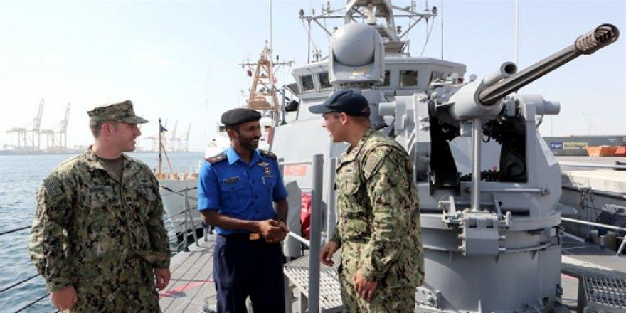Katar ile ABD savunma tatbikatı düzenledi