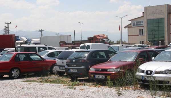 500 araç sahibini bekliyor!