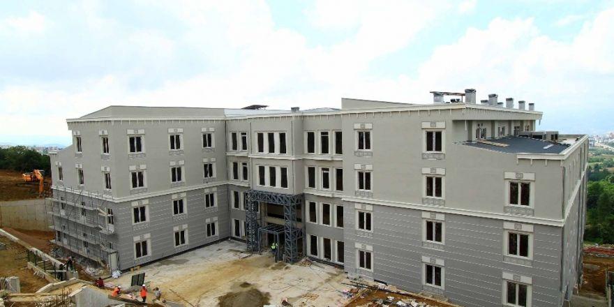 Büyükşehir'den Öğrenciler İçin Tam Donanımlı Yurt Binası