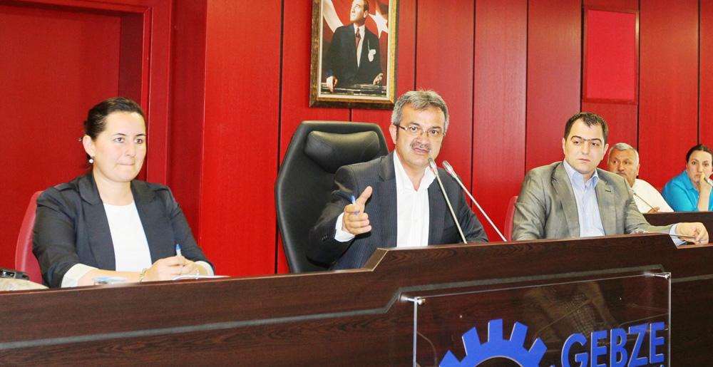 Gebze'de Ağustos Meclisi!