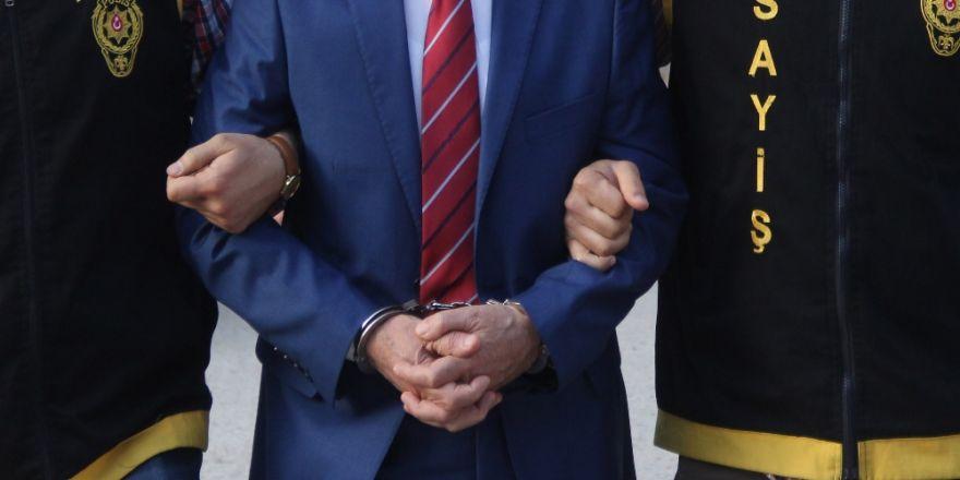 Emekli Hakim Fetö'den Tutuklandı